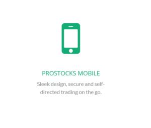 ProStocks Trading Platform