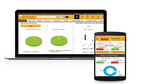 Motilal Oswal Desktop Platform