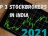 Top 3 Stock Brokers in India